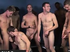 Nude men Hard, Hot and Heavy with Kameron Scott